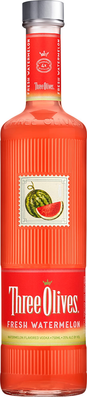 Fresh Watermelon   Three Olives®