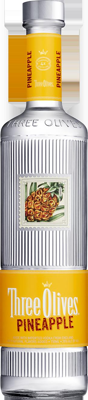 Pineapple Three Olives 174