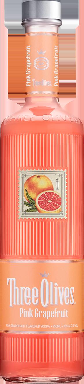 Pink Grapefruit   Three Olives®
