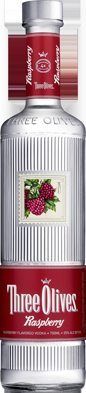 Raspberry Three Olives 174