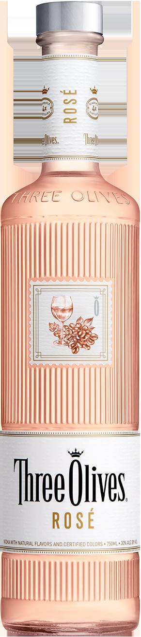 Rosé   Three Olives®
